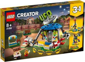 LEGO® Creator 31095 - Jahrmarktkarussel