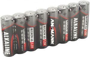 Alkaline - AA Batterien - 8 Stück