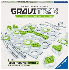 GraviTrax Kugelbahn - Erweiterung Tunnel - Ravensburger
