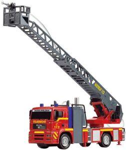 City Fire Engine Dickie Feuerwehr