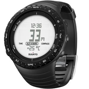 Suunto Core Regular Black Sportuhr