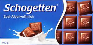 SCHOGETTEN  Schokolade