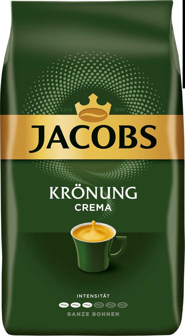 JACOBS  Kaffee Crema