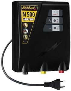 Weidezaungerät N500 230 Volt BlackGuard
