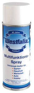 Multifunktionsspray 400 ml, Universalhelfer Westfalia