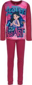 Schlafanzug FRIENDS  pink Gr. 104 Mädchen Kleinkinder