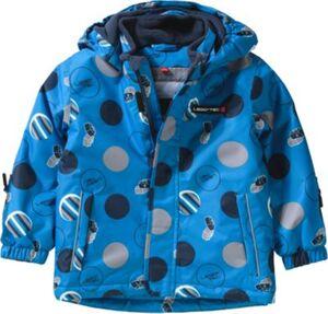Baby Winterjacke JAXON  blau Gr. 92 Jungen Kleinkinder