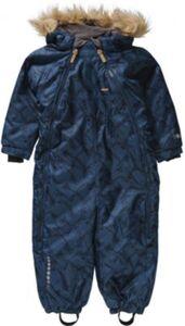 Baby Schneeanzug  dunkelblau Gr. 74 Jungen Baby