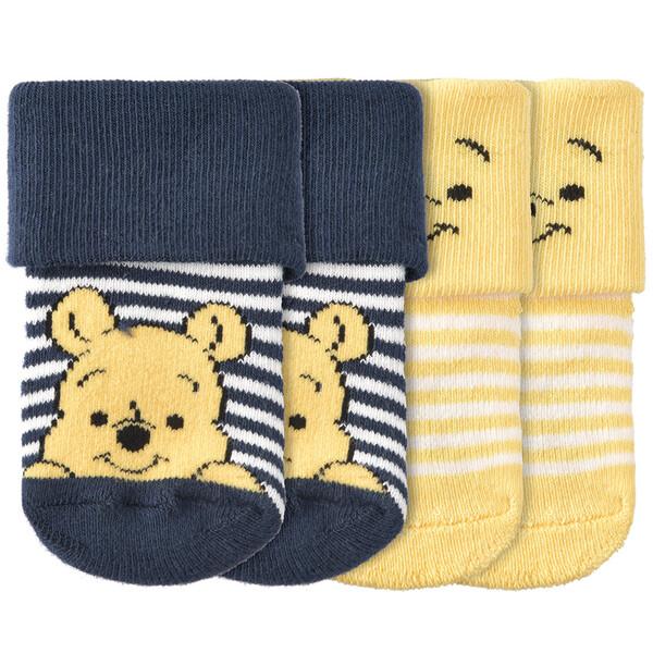 2 Paar Winnie Puuh Socken im Set