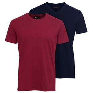 2 Herren T-Shirts im Set