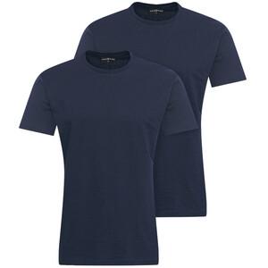2 Herren T-Shirt mit Rundhalsausschnitt