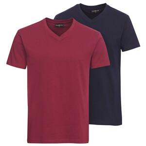 2 Herren T-Shirts mit Bio-Baumwolle