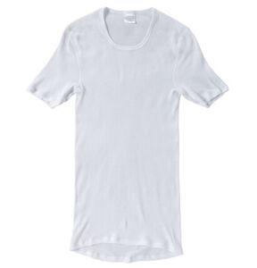 Schiesser Herren Shirt halbarm Original Doppelripp
