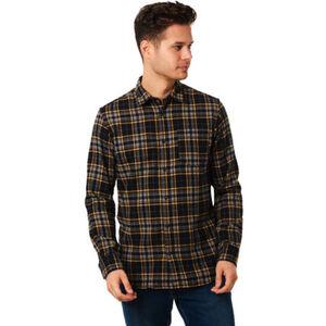 Jack & Jones Originals Freizeithemd, kariert, Brusttasche, für Herren