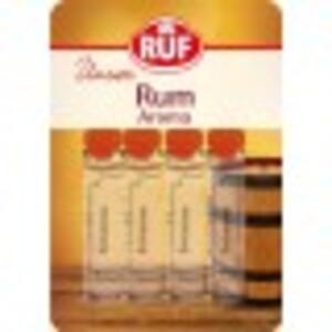 Ruf Rum Aroma 4x 2 ml