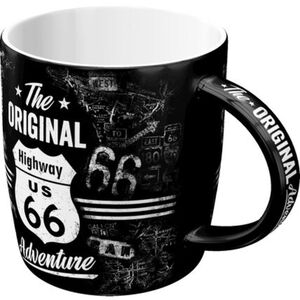 Nostalgic Art Keramiktasse Highway 66 The Original Adventure