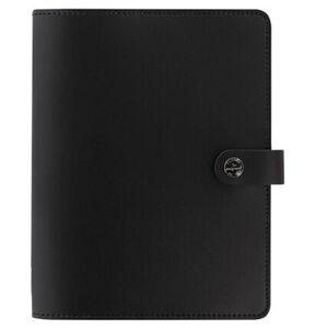 Filofax Terminplaner The Original Folio Black DIN A5, black