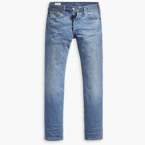 """Levi's® Jeans, """"501"""", Straight Fit, Waschung, Stretch, uni"""