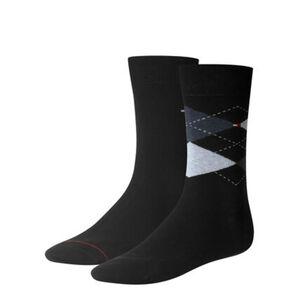 Tommy Hilfiger Sneakersocken, Argyle Design