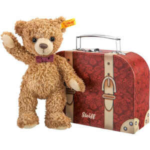Steiff Carlo Teddybär im Koffer