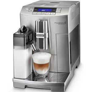 DeLonghi Kaffee-Vollautomat PrimaDonna S De Luxe ECAM 28.466M, silber
