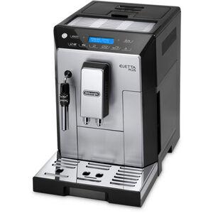 DeLonghi Kaffee-Vollautomat Eletta Plus ECAM 45.326.S, silber/schwarz
