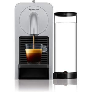 DeLonghi Nespresso-Automat Prodigio EN170.S, silber