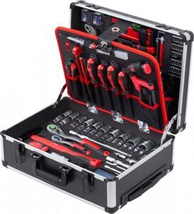 PRIMASTER Werkzeugkoffer-Trolley 156 teilig