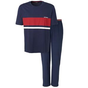 Herren Schlafanzug mit langer Hose