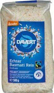 demeter Davert Bio-Basmati Reis
