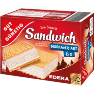 Gut & Günstig Sandwich Moskauer Art