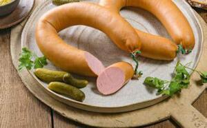 tegut... LandPrimus Fleischwurst im Ring