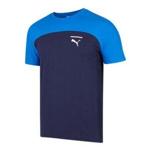 Puma Pace Net Colorblock - Herren T-Shirts