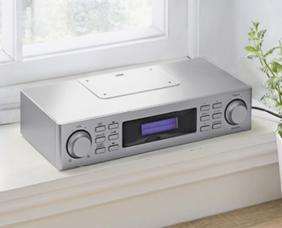 Bild 3 von MEDION® LIFE®  E66531 (MD 44131) DAB+ Küchenradio