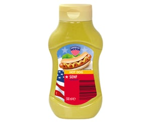 AMERICAN BBQ oder Hot Dog Saucen