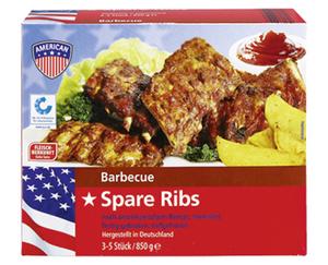 AMERICAN Spare Ribs