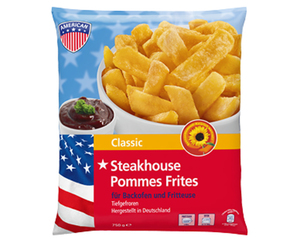AMERICAN Steakhouse Pommes Frites