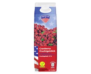 AMERICAN Fruchtgetränk
