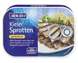 ARMADA Kieler Sprotten
