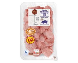 MEINE METZGEREI Schweine-Gulasch, XXL-Packung