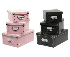 Rex®  Aufbewahrungsboxen, 3er-Set