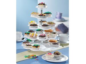 Esmeyer 5-stufige Muffinetagere Mandy