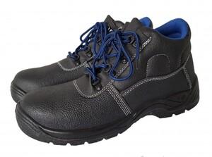 Car-Mel Sicherheitstsiefel S3 ,  Farbe: schwarz/blau, Größe 43