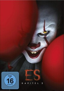 DVD Es Kapitel 2 ,  USK: 16