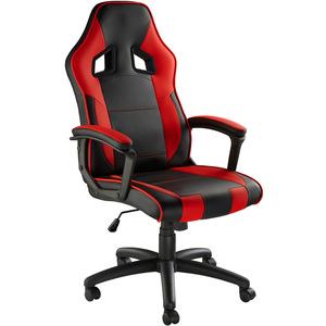Gamingstuhl Senpai schwarz/rot