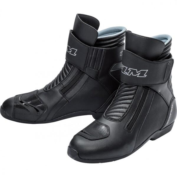 FLM            Touring Stiefel wasserdicht 5.0 kurz schwarz