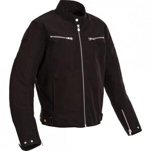 Segura Hilton Textiljacke schwarz Herren Größe M