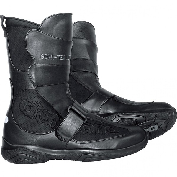 Daytona Boots Burdit XCR Stiefel Motorradstiefel schwarz Herren Größe 41