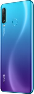 P30 lite NEW EDITION Smartphone peacock blue