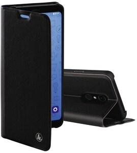 Booklet Slim Pro für LG Q Stylus schwarz